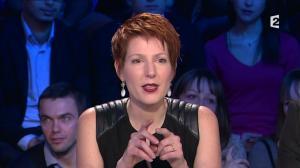 Natacha Polony dans On n'est pas Couché - 08/03/14 - 542