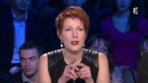 Natacha Polony dans On n'est pas Couché - 08/03/14 - 543