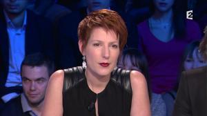 Natacha Polony dans On n'est pas Couché - 08/03/14 - 549