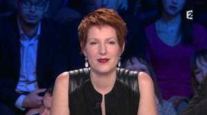 Natacha Polony dans On n'est pas Couché - 08/03/14 - 555