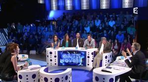 Natacha Polony dans On n'est pas Couché - 08/03/14 - 556