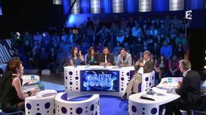 Natacha Polony dans On n'est pas Couché - 08/03/14 - 560