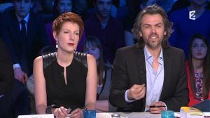 Natacha Polony dans On n'est pas Couché - 08/03/14 - 563