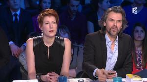 Natacha Polony dans On n'est pas Couché - 08/03/14 - 565