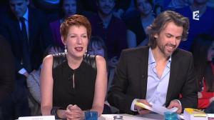 Natacha Polony dans On n'est pas Couché - 08/03/14 - 571