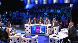 Natacha Polony dans On n'est pas Couché - 08/03/14 - 594