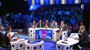Natacha Polony dans On n'est pas Couché - 08/03/14 - 596