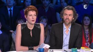 Natacha Polony dans On n'est pas Couché - 08/03/14 - 605