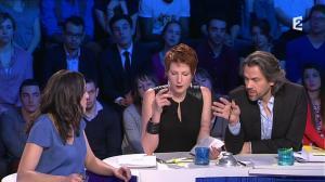 Natacha Polony dans On n'est pas Couché - 08/03/14 - 611