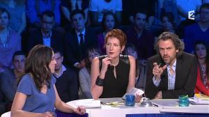 Natacha Polony dans On n'est pas Couché - 08/03/14 - 613
