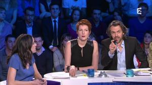Natacha Polony dans On n'est pas Couché - 08/03/14 - 616