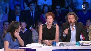 Natacha Polony dans On n'est pas Couché - 08/03/14 - 617