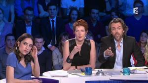 Natacha Polony dans On n'est pas Couché - 08/03/14 - 618