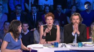 Natacha Polony dans On n'est pas Couché - 08/03/14 - 619