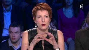 Natacha Polony dans On n'est pas Couché - 08/03/14 - 623