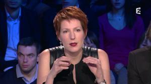 Natacha Polony dans On n'est pas Couché - 08/03/14 - 624