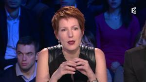 Natacha Polony dans On n'est pas Couché - 08/03/14 - 625