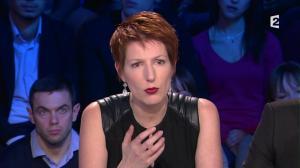 Natacha Polony dans On n'est pas Couché - 08/03/14 - 629