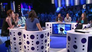 Natacha Polony dans On n'est pas Couché - 08/03/14 - 630