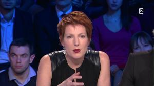 Natacha Polony dans On n'est pas Couché - 08/03/14 - 633