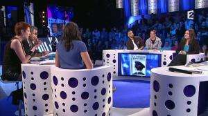 Natacha Polony dans On n'est pas Couché - 08/03/14 - 640