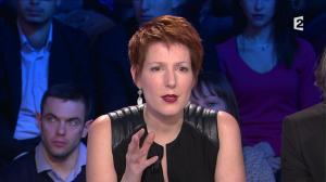 Natacha Polony dans On n'est pas Couché - 08/03/14 - 645