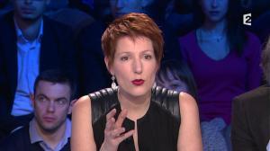 Natacha Polony dans On n'est pas Couché - 08/03/14 - 646