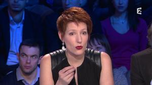 Natacha Polony dans On n'est pas Couché - 08/03/14 - 647