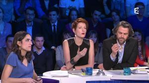 Natacha Polony dans On n'est pas Couché - 08/03/14 - 648