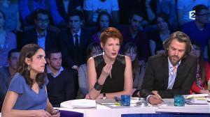 Natacha Polony dans On n'est pas Couché - 08/03/14 - 649