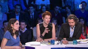 Natacha Polony dans On n'est pas Couché - 08/03/14 - 650