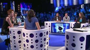 Natacha Polony dans On n'est pas Couché - 08/03/14 - 656