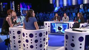 Natacha Polony dans On n'est pas Couché - 08/03/14 - 657