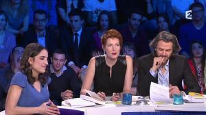 Natacha Polony dans On n'est pas Couché - 08/03/14 - 658