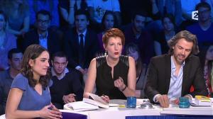 Natacha Polony dans On n'est pas Couché - 08/03/14 - 659