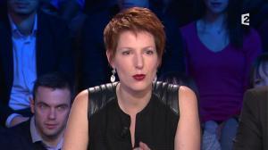 Natacha Polony dans On n'est pas Couché - 08/03/14 - 660