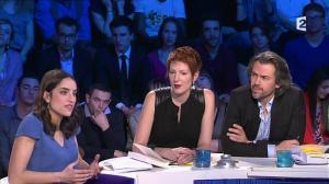 Natacha Polony dans On n'est pas Couché - 08/03/14 - 665