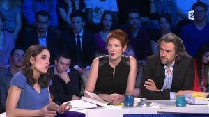 Natacha Polony dans On n'est pas Couché - 08/03/14 - 666