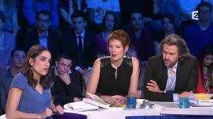 Natacha Polony dans On n'est pas Couché - 08/03/14 - 667