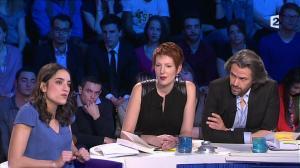 Natacha Polony dans On n'est pas Couché - 08/03/14 - 668