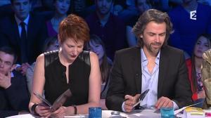 Natacha Polony dans On n'est pas Couché - 08/03/14 - 669