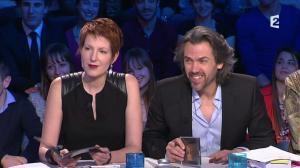 Natacha Polony dans On n'est pas Couché - 08/03/14 - 670