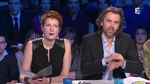 Natacha Polony dans On n'est pas Couché - 08/03/14 - 673