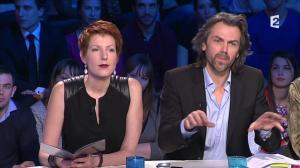Natacha Polony dans On n'est pas Couché - 08/03/14 - 674