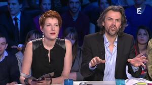 Natacha Polony dans On n'est pas Couché - 08/03/14 - 675