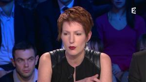 Natacha Polony dans On n'est pas Couché - 08/03/14 - 694