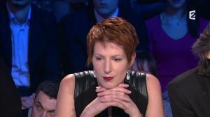 Natacha Polony dans On n'est pas Couché - 08/03/14 - 700