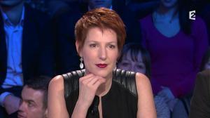 Natacha Polony dans On n'est pas Couché - 08/03/14 - 723