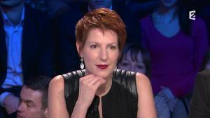 Natacha Polony dans On n'est pas Couché - 08/03/14 - 724
