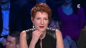 Natacha Polony dans On n'est pas Couché - 08/03/14 - 727